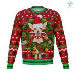 Chihuahua - Athletic Sweatshirt %tag familyloves.com