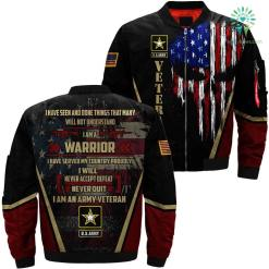 I have seen and done things proudly Army 3D full print jacket %tag familyloves.com
