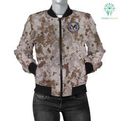 I'm Not The Veteran's Wife I'm The Veteran Women's Bomber Jackets bomber bomber jackets jackets polyester women's bomber women's bomber jackets %tag familyloves.com