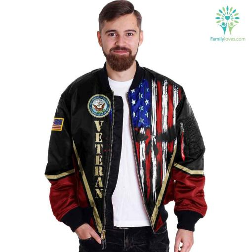 I have seen and done things proudly Navy 3D full print jacket %tag familyloves.com