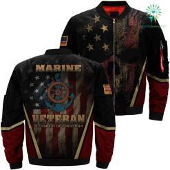 Marine veteran Jacket