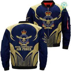 Royal australian air force 3D print jacket %tag familyloves.com
