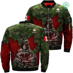 army canada jacket