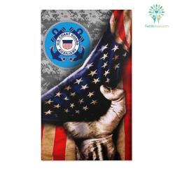 US COAST GUARD AMERICAN FLAG Area Rugs %tag familyloves.com