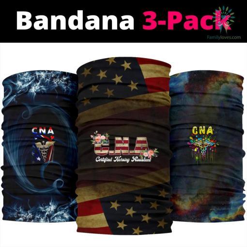 Nursing CNA Bandana %tag familyloves.com