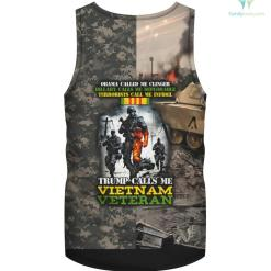 Funny Trump Calls Me Vietnam Veteran Flag hoodie shirt %tag familyloves.com