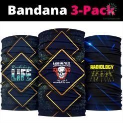 Radiology life Bandana %tag familyloves.com