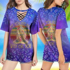 Yoga Shirt Womens Vintage Eff You See Kay Why Oh You Tattooed Girl Yoga T-Shirt Yoga Shirt Amazon %tag familyloves.com