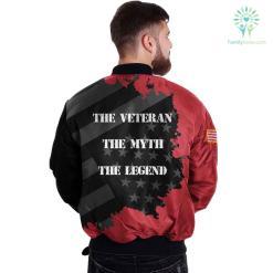 THE VETERAN THE MYTH THE LEGEND 3D PRINT FULL PRINTED CLOTHING %tag familyloves.com