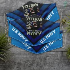 3X5 Us Navy Flag Veteran Of The Us Navy Betsy Ross Flag Usn Face Mask Gift %tag familyloves.com