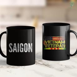American Veterans Donation Pick Up Saigon Vietnam Ho Chi Minh City Tee Hcmc 11Oz 15Oz Black Coffee Mug %tag familyloves.com