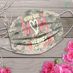 Army Toy National Guard Mom Army Heroes Gifts Military Family Face Mask Gift %tag familyloves.com