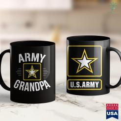 Army Apparel Army Grandpa Army Clothing 11Oz 15Oz Coffee Mug %tag familyloves.com