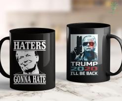 Assassinate Donald Trump Funny Haters Gonna Hate Donald Trump President Tee 11oz Coffee Mug %tag familyloves.com