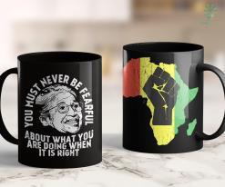 Black Life Rosa Quote Shirt Black History Month Pride Protest Parks 11Oz 15Oz Black Mug %tag familyloves.com