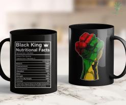 Black Lives Matter Agenda Black King Nutritional Facts African American Afrocentric 11Oz 15Oz Black Mug %tag familyloves.com