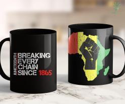 Black Lives Matter Definition Juneteenth Breaking Every Chain Black Power Ados Gift 11Oz 15Oz Black Mug %tag familyloves.com