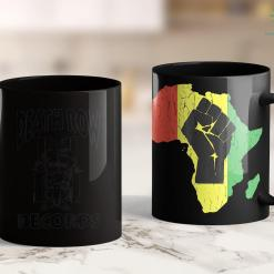 Black Lives Matter Leader Death Row Records Black Logo 11Oz 15Oz Black Mug %tag familyloves.com