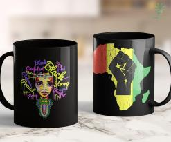Black Lives Matter Memes Strong African Queen Shirts For Women - Proud Black History 11Oz 15Oz Black Mug %tag familyloves.com