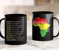 Black Lives Matter Organization Black History S - Dream Like Martin 11Oz 15Oz Black Mug %tag familyloves.com