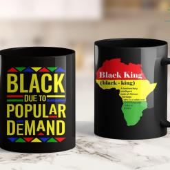 Black Lives Matter Violence Black Due To Popular Demand 11Oz 15Oz Black Mug %tag familyloves.com
