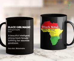 Black Opal Foundation Black Girl Magic Definition Shirt Melanin Black Queen Tee 11Oz 15Oz Black Mug %tag familyloves.com