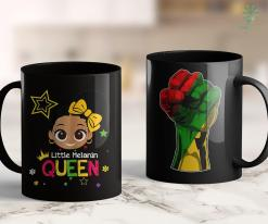 Blm Movement Black Melanin For Birthday And School Queen Gift 11Oz 15Oz Black Mug %tag familyloves.com