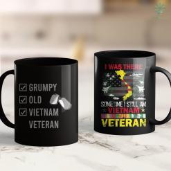 Car Donations Veterans Grumpy Old Vietnam Veteran Dogtag Army Soldier Grandpa Gift 11Oz 15Oz Black Coffee Mug %tag familyloves.com