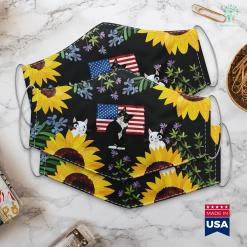 Cat Lover Pictures Tuxedo Cat 4Th Of July Patriotic Tee Gift Adults Kids Face Mask Gift %tag familyloves.com