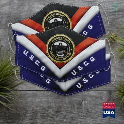 Coast Guard Requirements Coast Guard Chief Petty Officer Uscg Skull Emblem Face Mask Gift %tag familyloves.com
