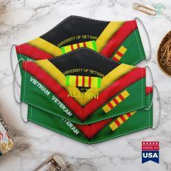 Dav Donation Pickup University Of Vietnam Veteran School Of Warfare Alumni Face Mask Gift %tag familyloves.com