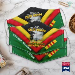 Disabled Veteran Hats Vietnam Veteran Dd214 War Face Mask Gift %tag familyloves.com