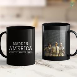 Disabled American Veterans Pick Up Made In America With Vietnamese Parts Vietnam Usa 11Oz 15Oz Black Coffee Mug %tag familyloves.com