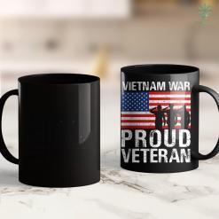 Disabled Veterans Of America 101St Airborne Vietnam Veteran 11Oz 15Oz Black Coffee Mug %tag familyloves.com