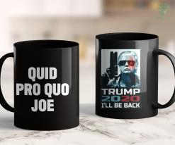 Donald Trump Apparel Funny Trump Quid Pro Quo Joe 11oz Coffee Mug %tag familyloves.com