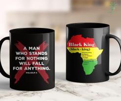 Donald Trump Black Lives Matter Black History Leader X Quote Shirt 11Oz 15Oz Black Mug %tag familyloves.com