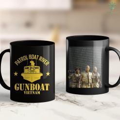 Donate Car Veterans Patrol Boat River - Gunboat Vietnam 11Oz 15Oz Black Coffee Mug %tag familyloves.com