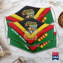 Donation Pick Up Service Vietnam Veterans Son Face Mask Gift %tag familyloves.com