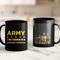 Donations For Veterans Mens Vietnam Veteran - Army 11Oz 15Oz Black Coffee Mug %tag familyloves.com