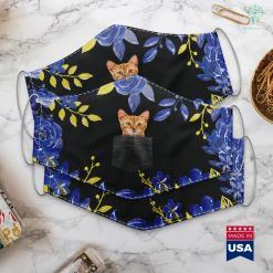 Kitties Cat In Pocke For Kidsboys Womens Mens Face Mask Gift %tag familyloves.com