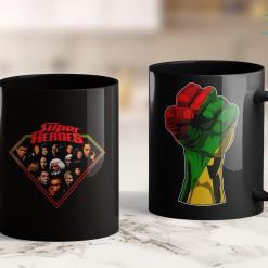 Live Matter Black Superhero Special Power 11Oz 15Oz Black Mug %tag familyloves.com