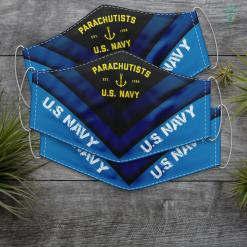 Mug Us Navy Us Navy Parachutists Face Mask Gift %tag familyloves.com