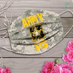 Navy Coffee Cups Womens U.S. Army Proudsister Army Face Mask Gift %tag familyloves.com