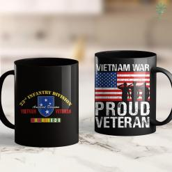 Please Pick Up 23Rd Infantry Division Vietnam Veteran 11Oz 15Oz Black Coffee Mug %tag familyloves.com