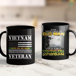Schedule A Pickup Vietnam Veteran Thin Line American Flag Pride 11Oz 15Oz Black Coffee Mug %tag familyloves.com