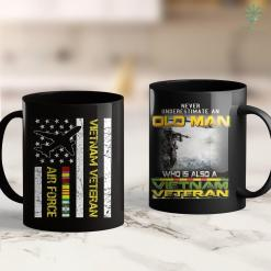 Site Vietnam Vietnam Veteran Air Force Veteran Gift Idea For Men Women 11Oz 15Oz Black Coffee Mug %tag familyloves.com