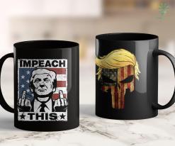 Trump 2020 Ad Trump Impeach This Usa Vintage 11oz Coffee Mug %tag familyloves.com