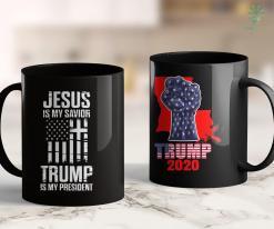 Trump 2020 Background Military Veterans For Pro Trump 2020 Jesus Elections Vote 11oz Coffee Mug %tag familyloves.com