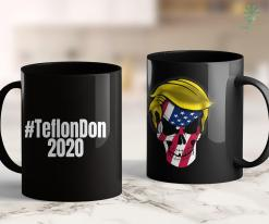 Trump 2020 Flag Free Teflon Don Pro-Trump 2020 President 11oz Coffee Mug %tag familyloves.com