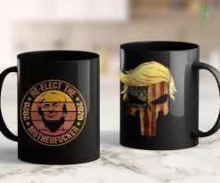 Trump 2020 Garden Flag Vintage Re-Elect The Motherfucker 2020 Pro Trump 11oz Coffee Mug %tag familyloves.com